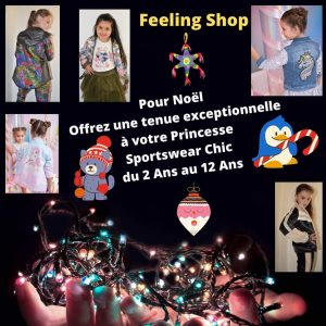 Feeling shop gilette vetements enfant